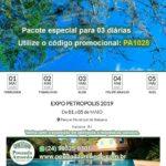 EXPO Petrópolis - 2019 - Pousada Amoedo